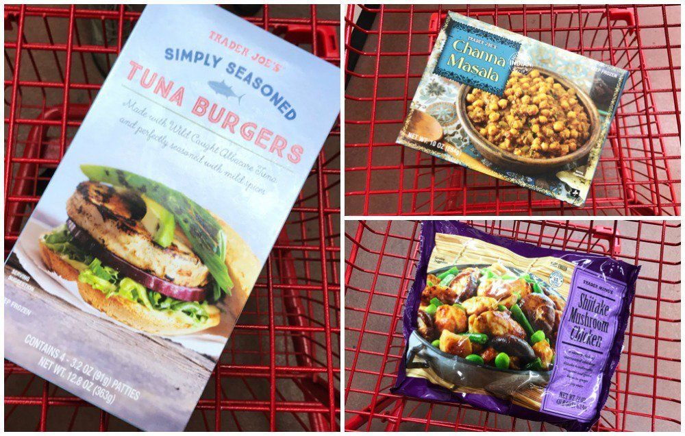 Find out the 10 best frozen meals from Trader Joe's, according to nutritionists.