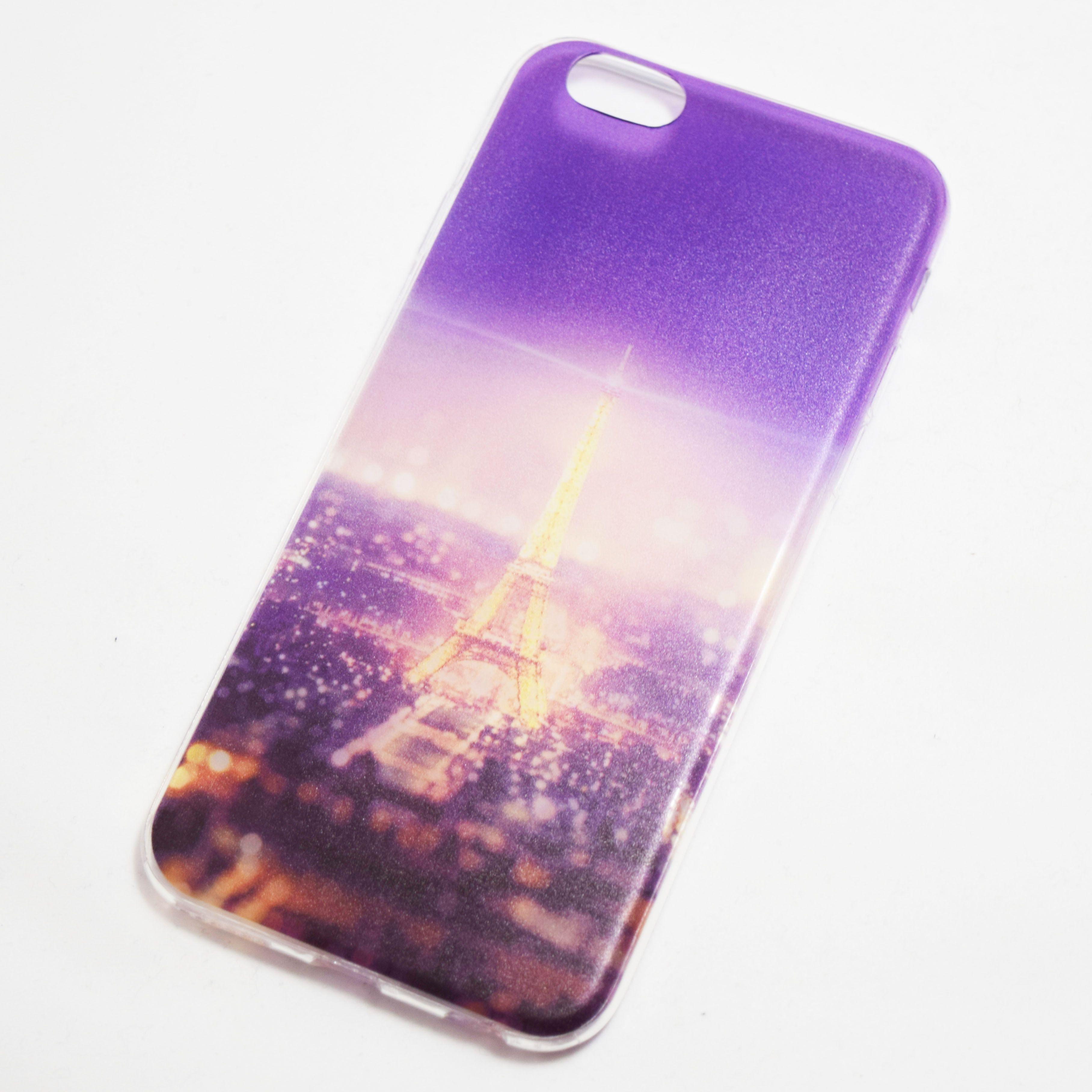 Paris at night iPhone 6 / iPhone 6S Soft Case