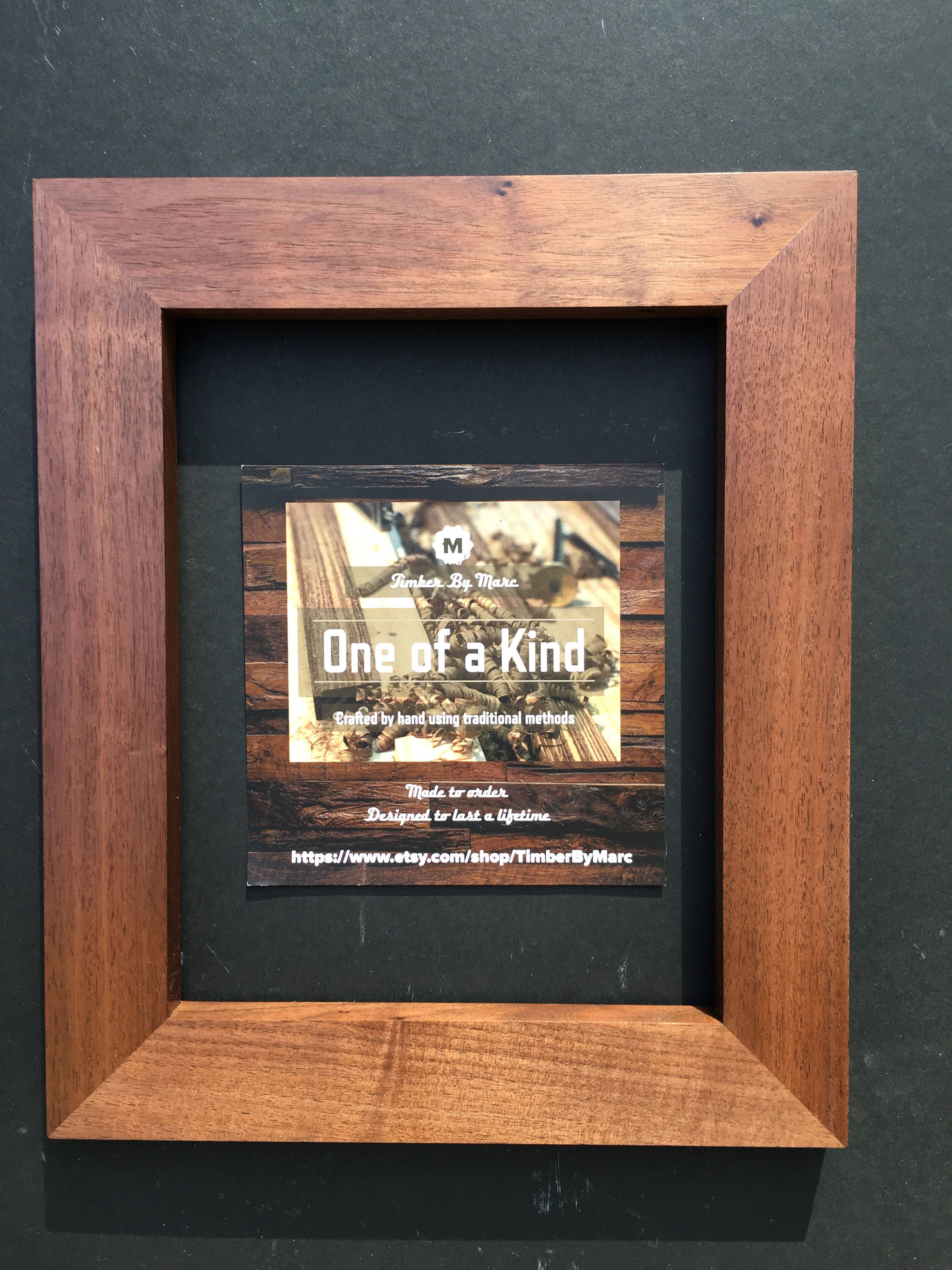 Walnut Wood Picture Frame (8x10) | Pinterest | Wood pictures, Walnut ...