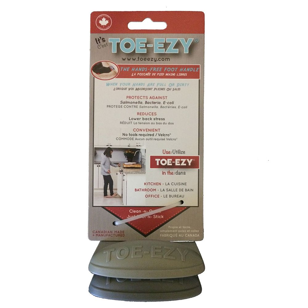 Toe-Ezy 2 pack is the perfect stocking stuffer!