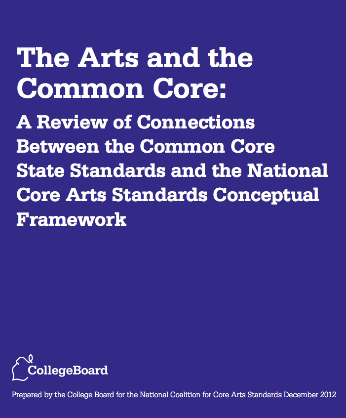 Visual Arts Curriculum: Best 25+ Common Core Art Ideas Only On Pinterest