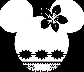 Minnie Moana Decal Cricut Projects Disney Decals