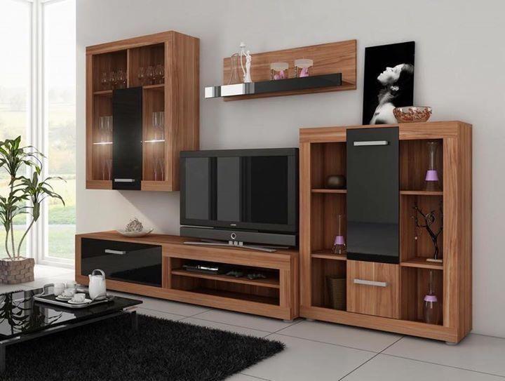 Pin de TANASIO GARAY en MUEBLES PARA TV Pinterest muebles para - muebles de pared