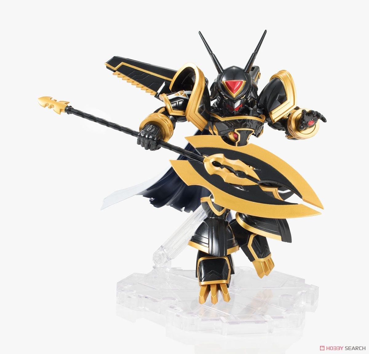 Nxedge Style [Digimon Unit] Alphamon (Completed) Item picture4