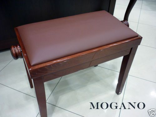 Panca sedia sgabello per pianoforte nuovo made in italy
