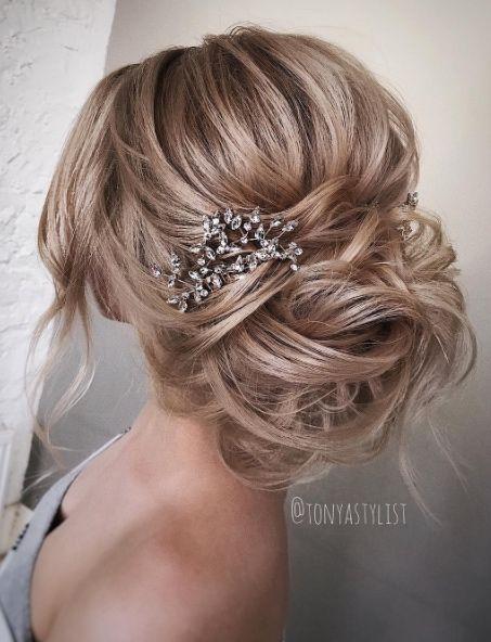 Wedding Hairstyle Inspiration - tonyasylist Peinados, Peinados