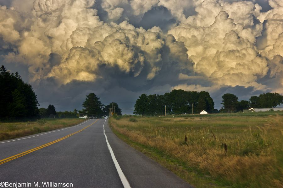 Cumulonimbus Congestus by Benjamin Williamson on 500px