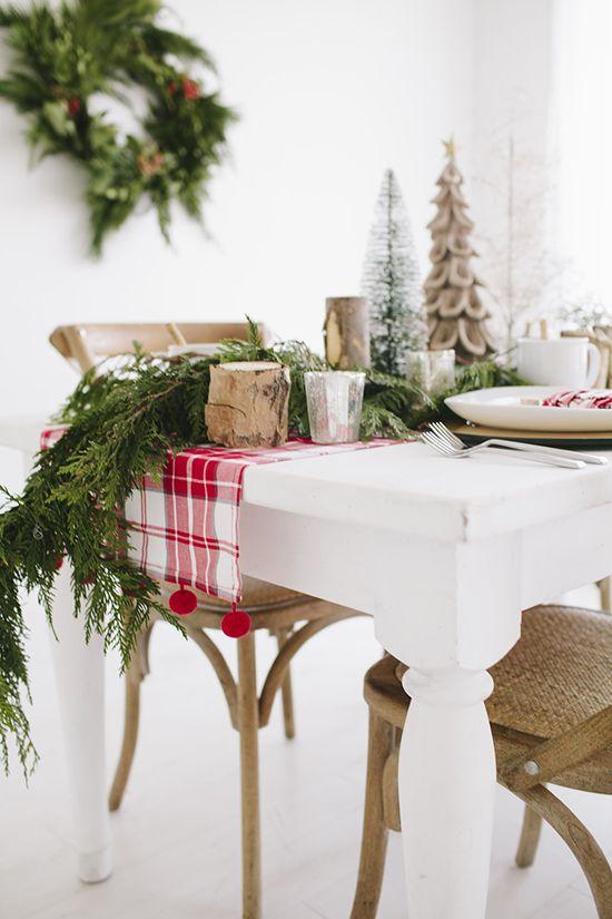 Little Peanut Christmas Party Sweet Little Peanut Christmas Table Settings Christmas Tablescapes Christmas Table