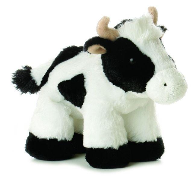 """Aurora World Flopsie May Bell Cow 12/"""""""
