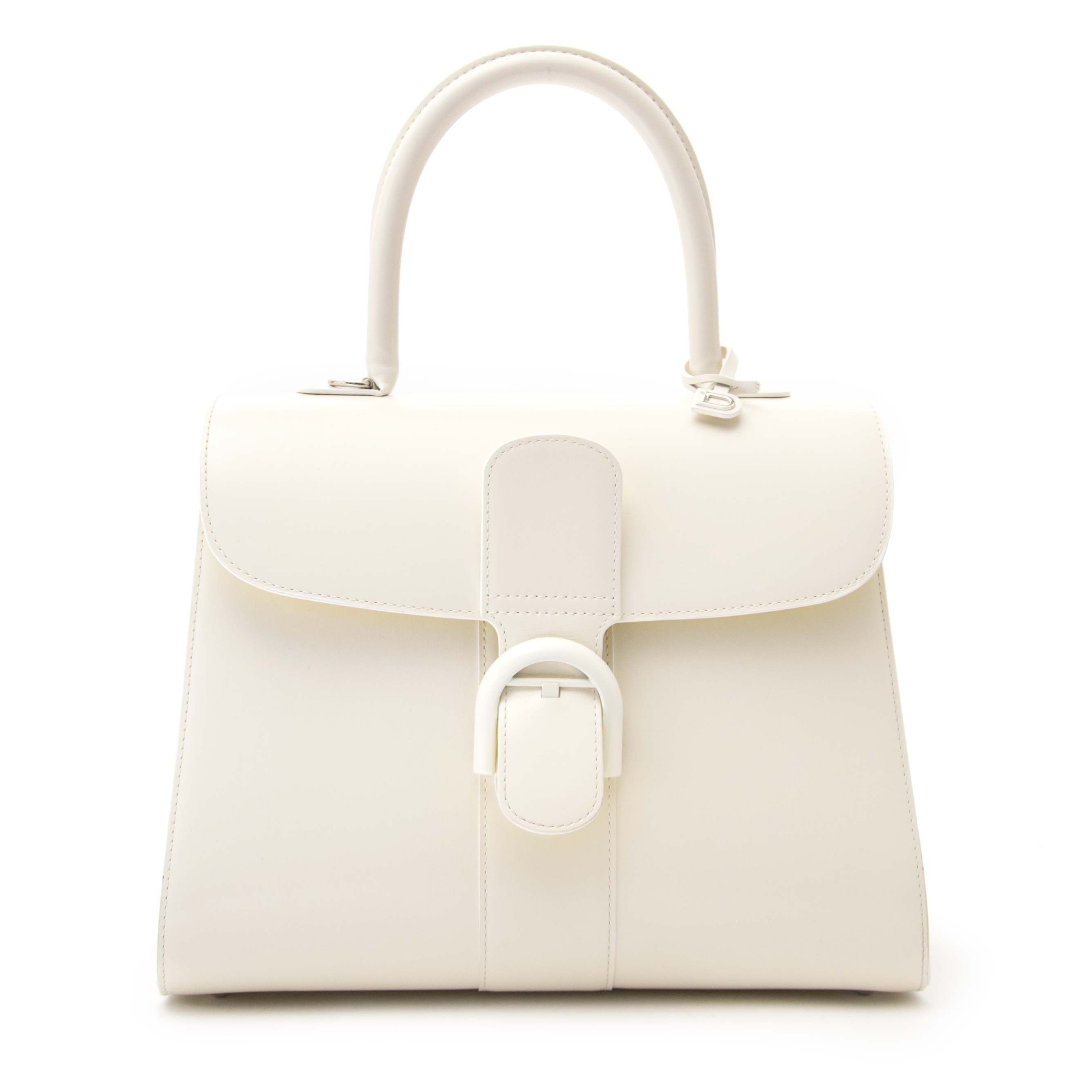 e3b75d516e Exclusive and very rare Delvaux Brillant Magic MM Ivory & Rainbow only  available at Labellov