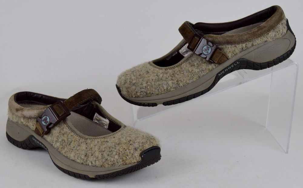 6eefc9d57 Merrell Encore Mary Jane Brindle Wool Women s Size 6.5 M Shoes  Merrell   LoafersMoccasins