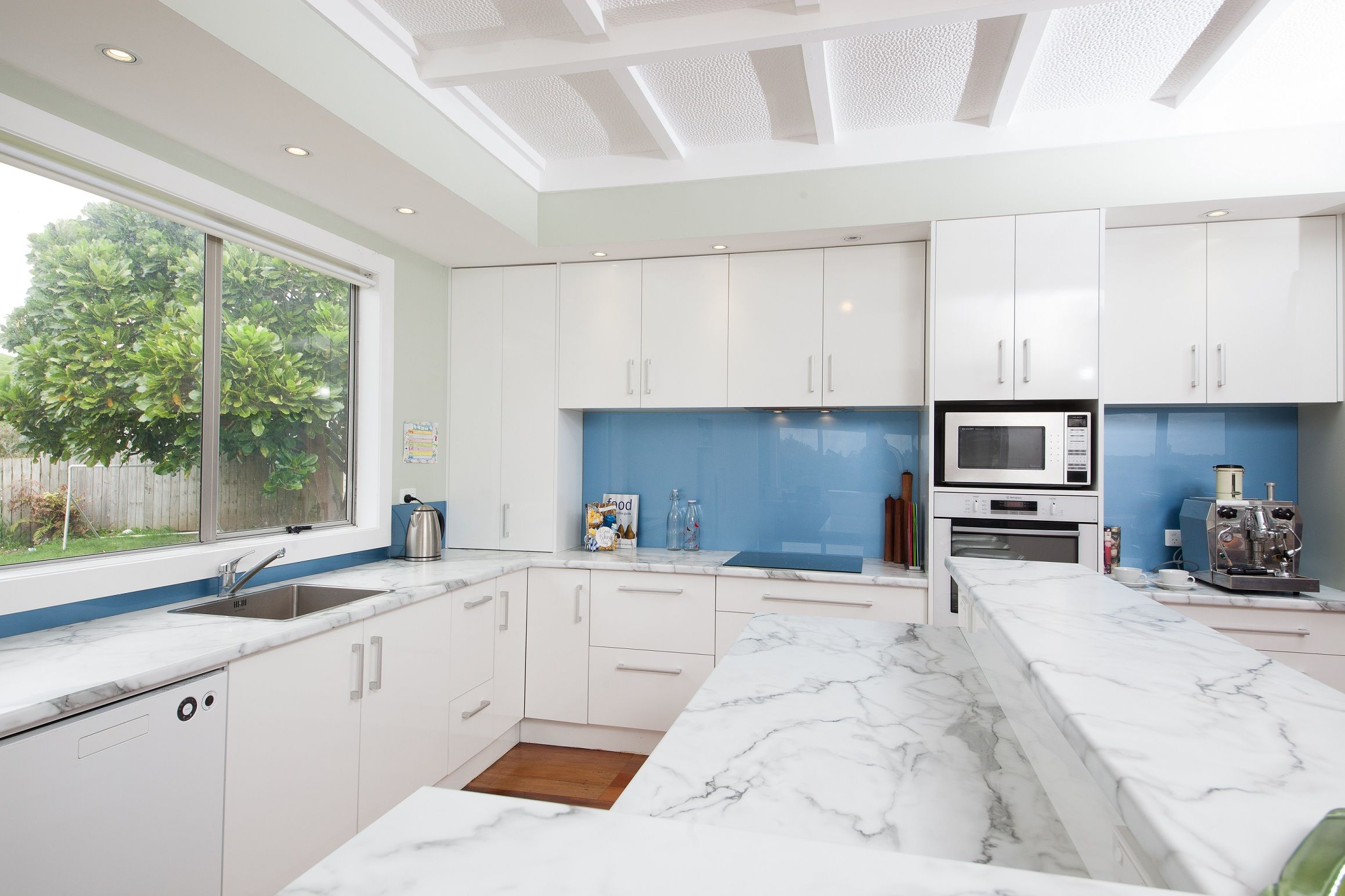 180fx Calacatta Marble 180fx Glossy Kitchen Kitchen Marble