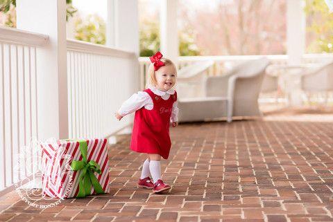 Santa's Little Helper :) Juliet Jumper - Richmond Red Corduroy | $52