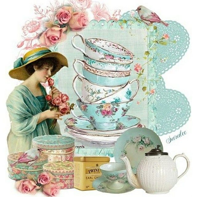 Vintage Collection #vintage #eskiler # nostaljik #nostalji #teatime #tea #rose #güller #gül #vsco #cup#roses #fincan#güldesen #çaysaati#
