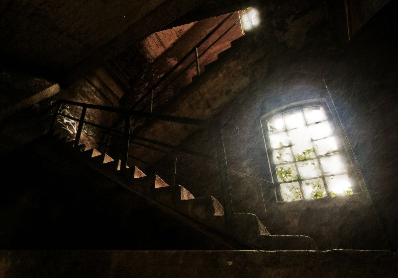 Silent Hill Stairs von Quezelot