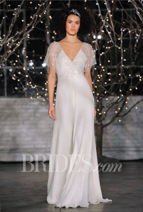 Jenny packham fall 2014 jenny packham jenny packham wedding jenny packham fall 2014 sheath wedding dresseswedding junglespirit