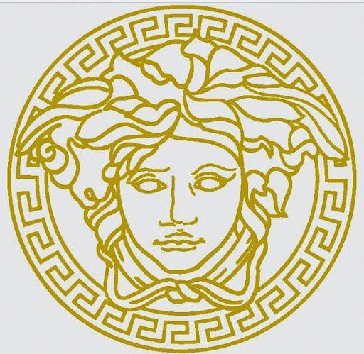 Versace Photos On Watchinga Logos De Moda Logos Marcas De Ropa Logotipo De La Moda