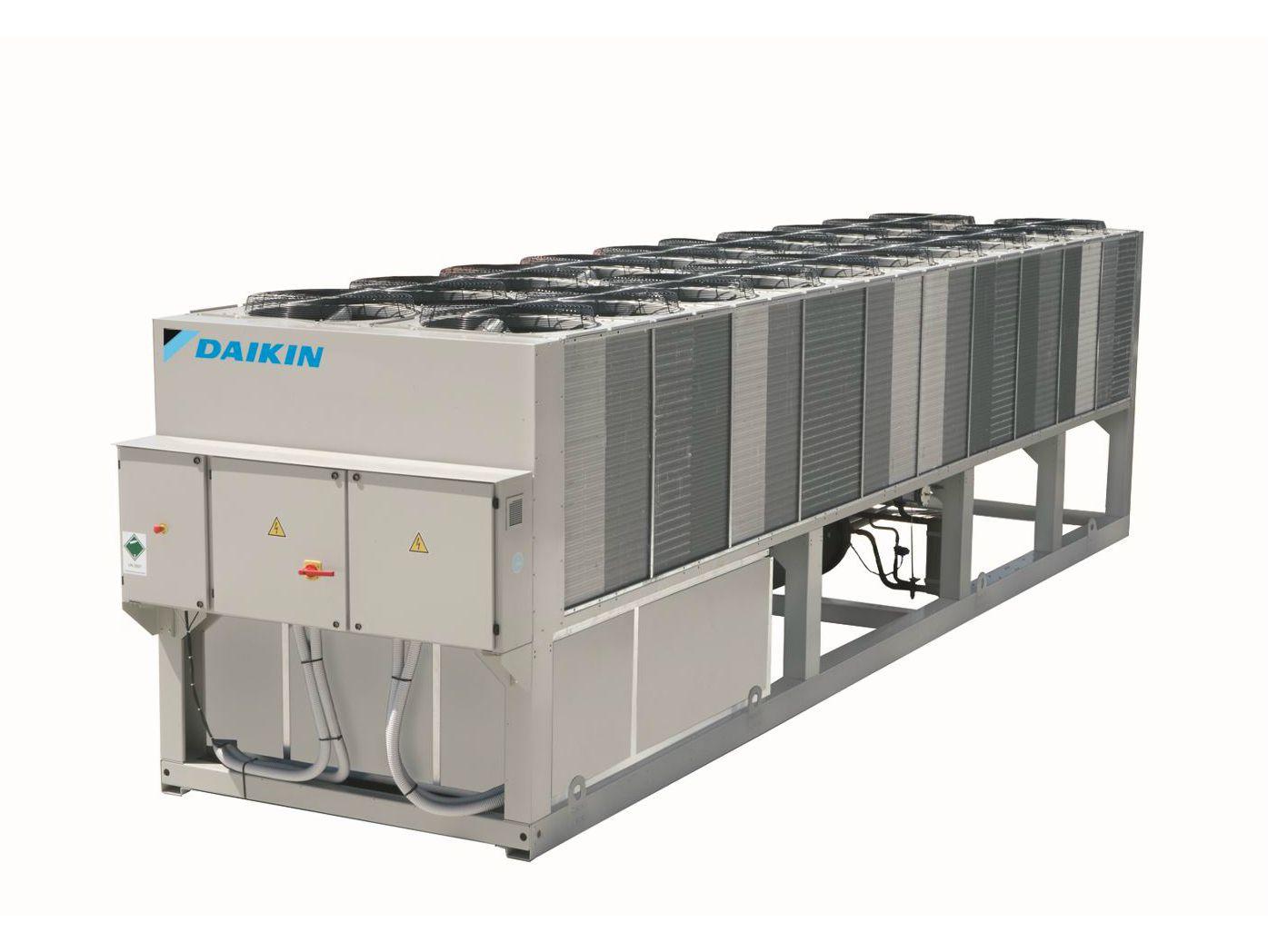 Ewad C Air Refrigeration Unit By Daikin Air Conditioning Italy