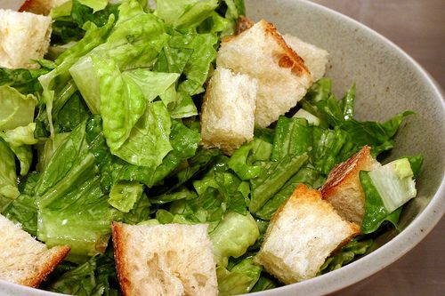 Deb S Homemade Caesar Salad Dressing By Smitten Via Flickr 2nd Recipe On Post Smitten Kitchen Recipes Healthy Recipes Croutons Homemade