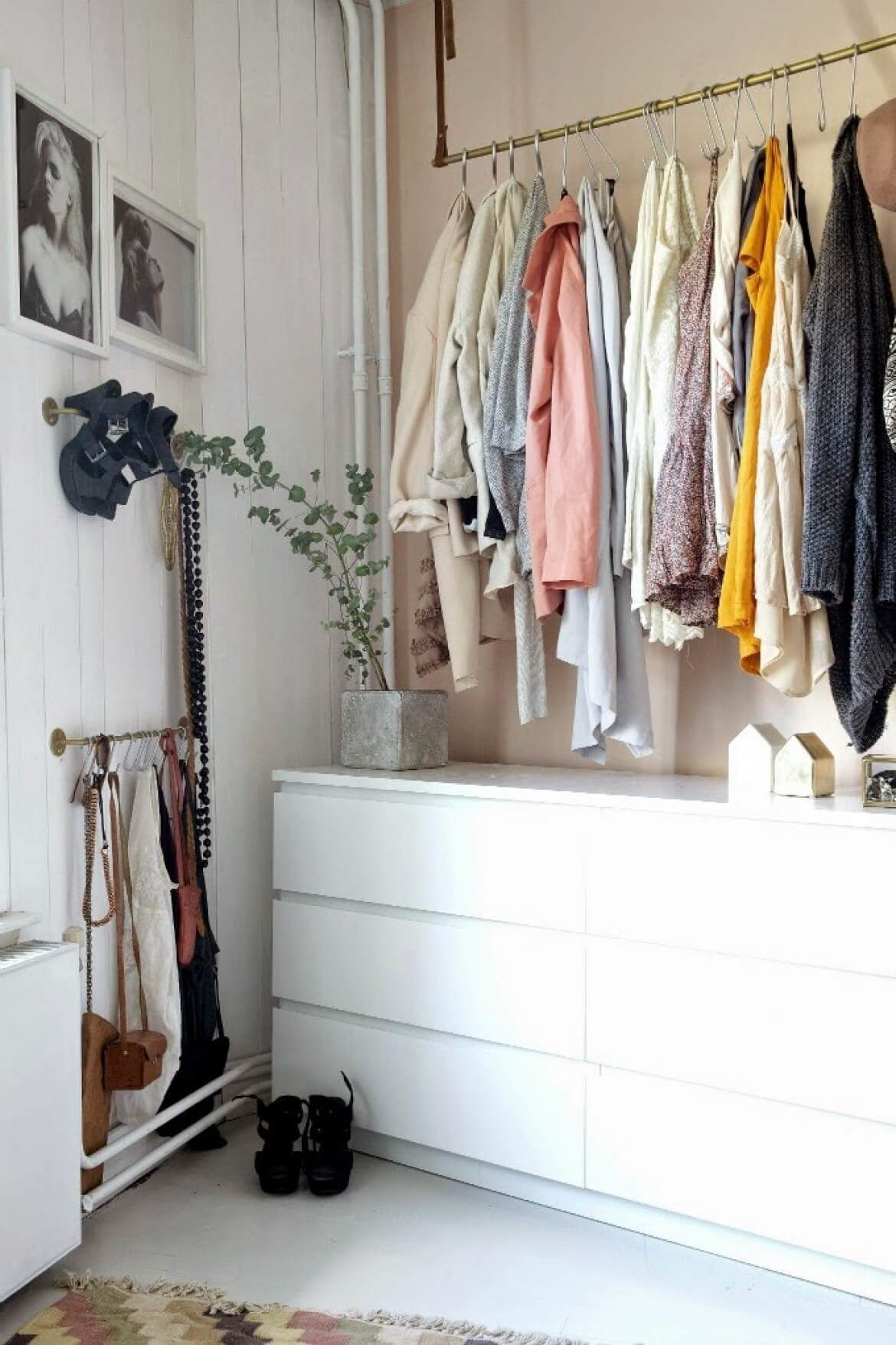 38 Brilliant Bedroom Organization Ideas That Will Help You Keep