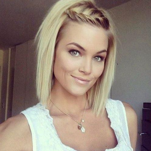 Low Maintenance Hairstyles From Pinterest