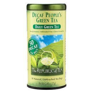 Photo of The Republic Of Tea Decaf People's Green Tea