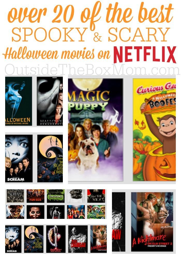 20 Best Spooky & Scary Halloween Movies on Netflix   Netflix ...