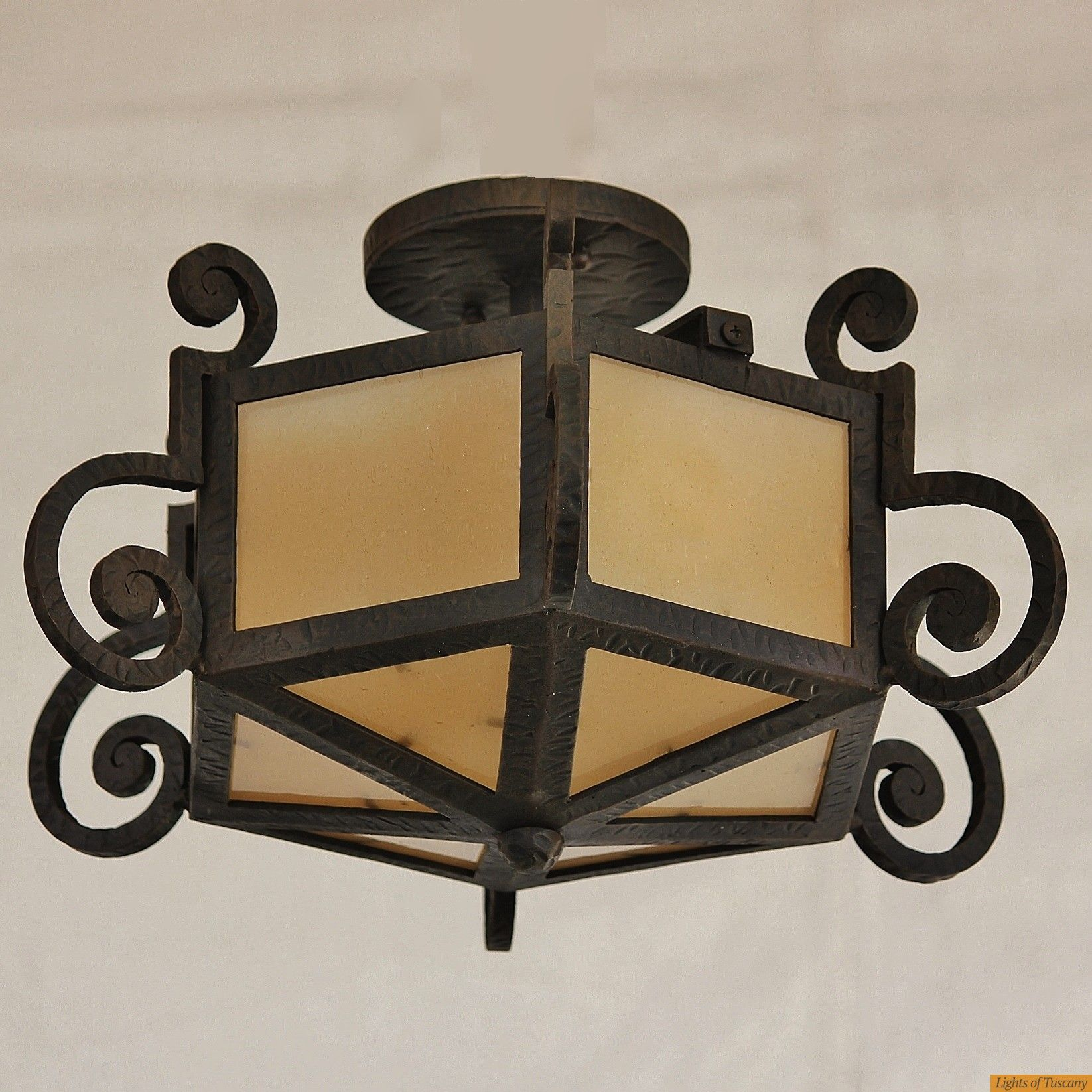 Spanish Style Ceiling Lights | Shapeyourminds.com