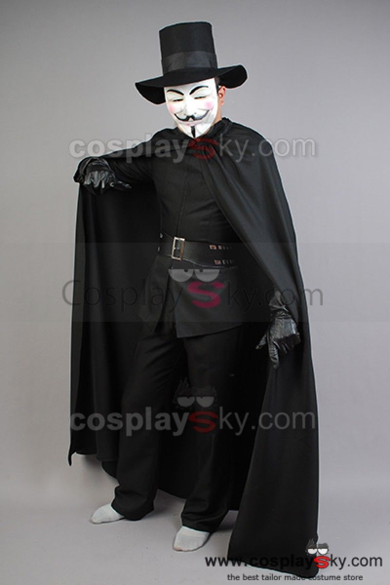 V-for-Vendetta-Guy-Fawkes-Cospaly-Costume-5 | Cosplay ...