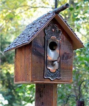 Best Garden Birdhouse Design (Best Garden Birdhouse Design) design ideas and photos #birdhouses