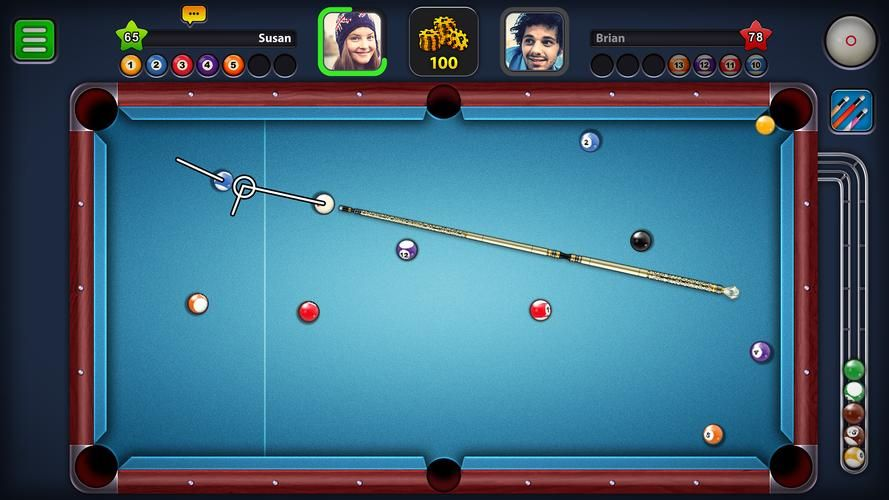 Download 8 Ball Pool Apk 4 7 7 For Android Play The World 39 S 1 Pool Game In 2020 Pool Games Pool Balls Pool