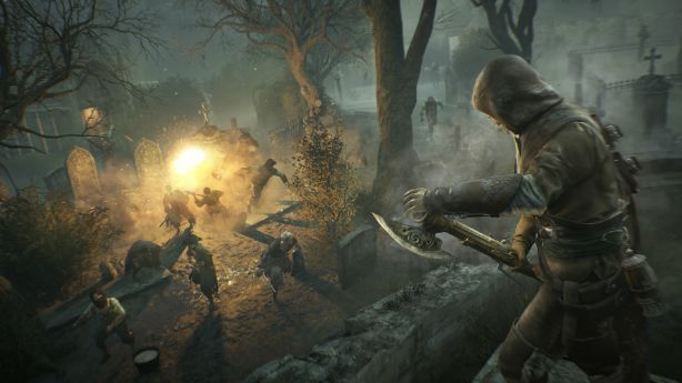 Assassin S Creed Unity Frees Dead Kings Dlc Next Week By