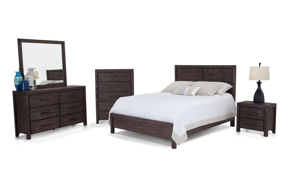 austin bedroom | bedroom furniture | bob's discount furniture