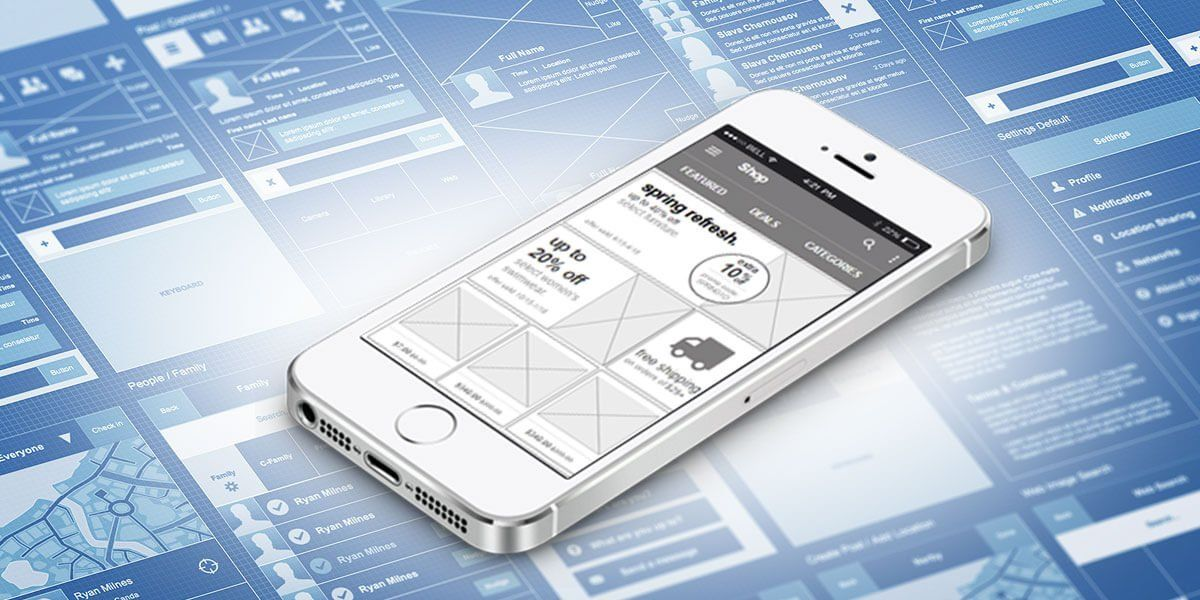 Wireframes and how they affect the mobile app development industry just like any other construction that is structured into multiple layers and phases malvernweather Images