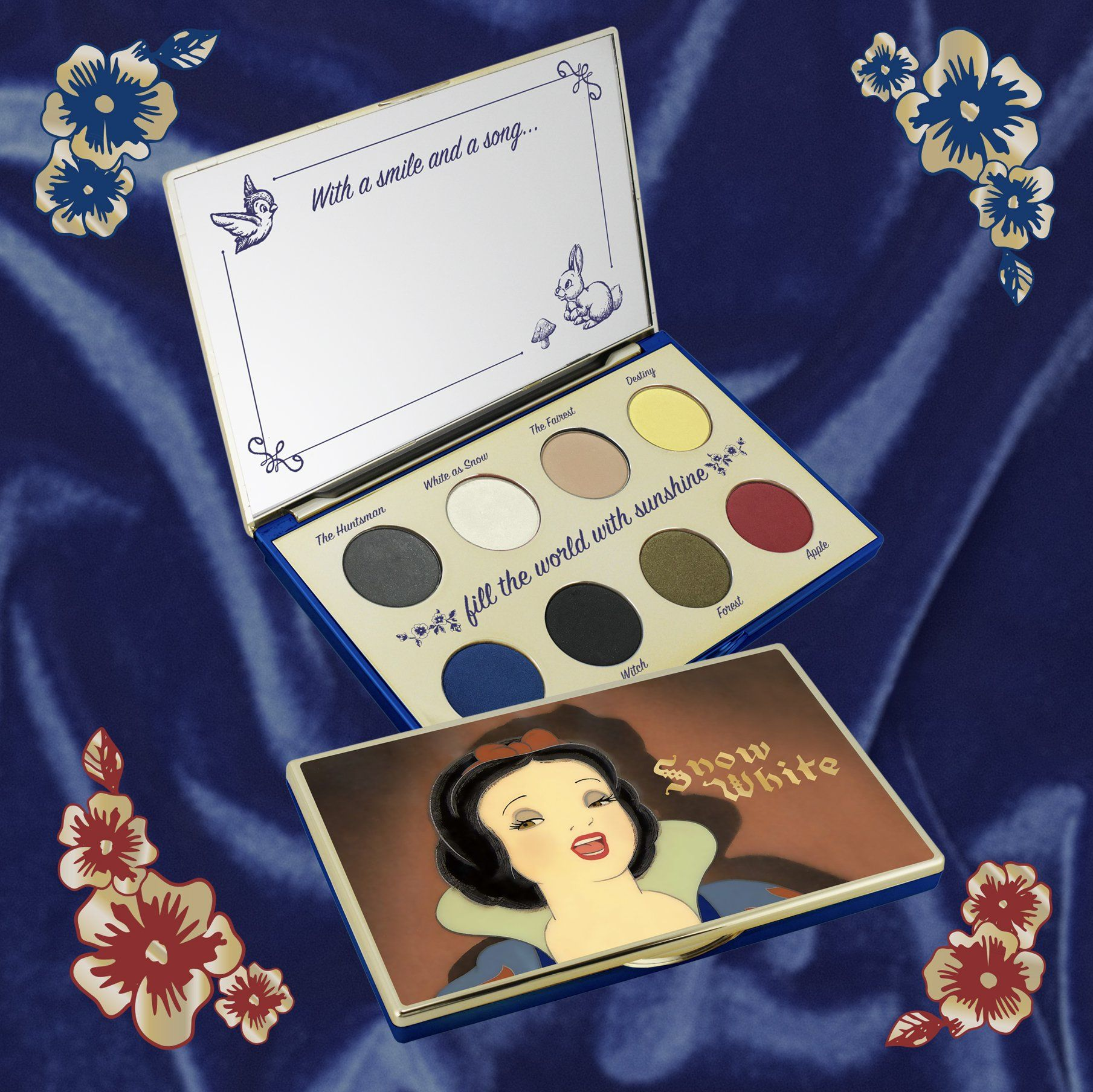 Keep Singing Palette (With images) Blue eyeshadow