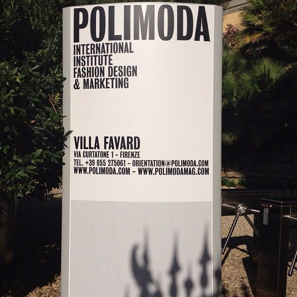 Polimoda Is Where I Would Like To Go For My Graduate Degree In Fashion Merchandising In Italy Fibble Sydney Italian Fashion Merchandising Fashion Grad