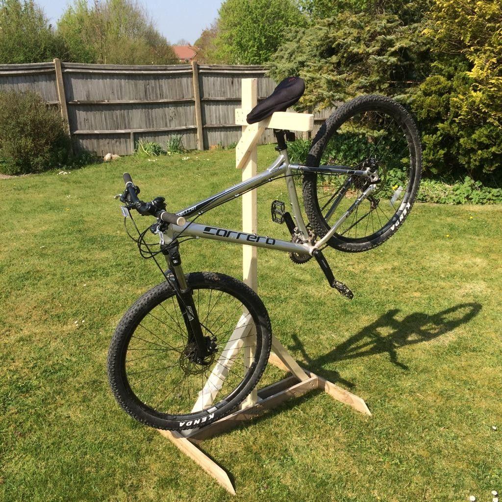 Bike Repair Wash Stand Bike Repair Stand Bike Stand Diy Bike Stand