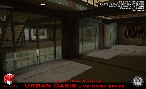 | MESHWORX | URBAN OASIS , now at the Main Store http://primperfectblog.wordpress.com/2013/11/28/celebrate-thanksgiving-in-style-with-designing-worlds/
