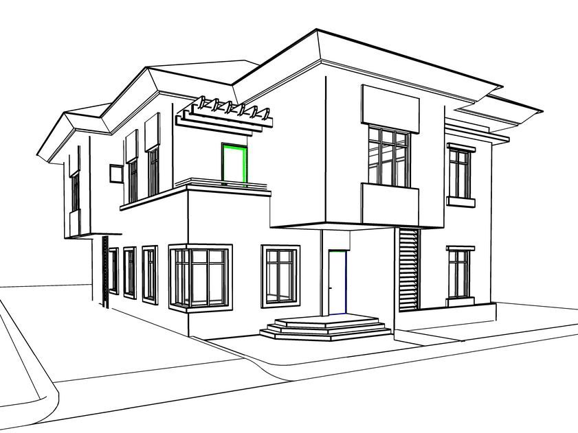 10 Spectacular Home Design Architectural Drawing Ideas In 2020 Dream House Drawing House Drawing House Sketch