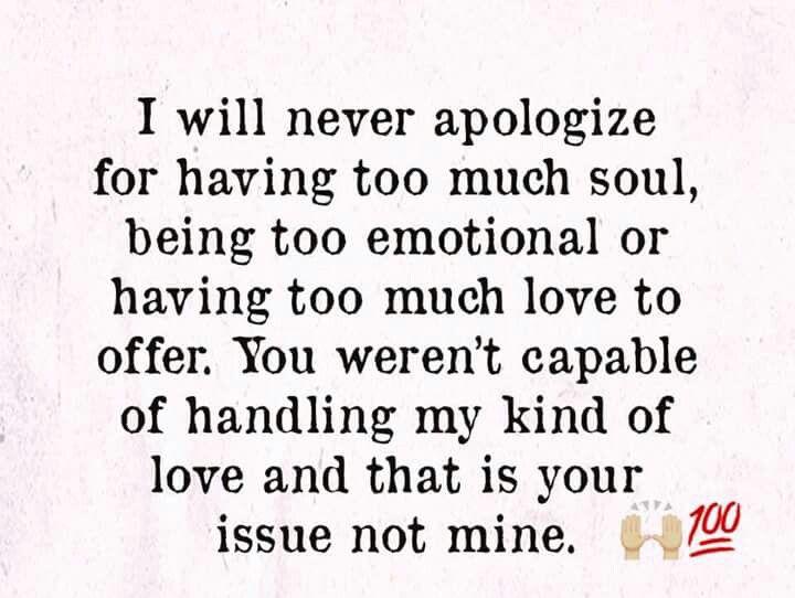 Too sensitive in relationship