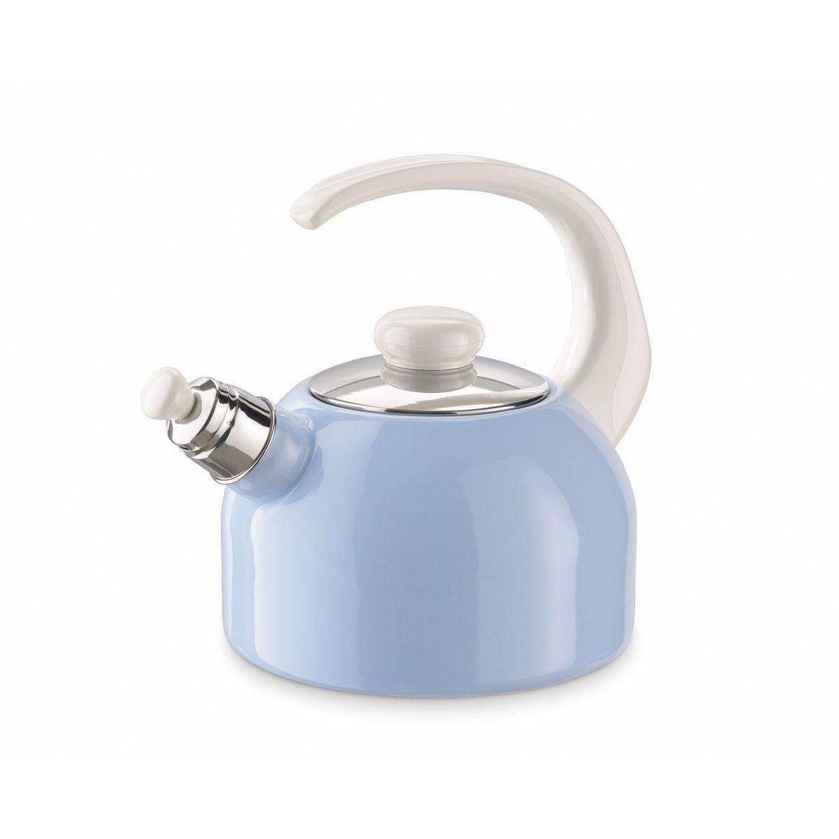 Nostalgischer Wasserkessel aus Emaille (Hellblau)   Gorgeous Gifts ...