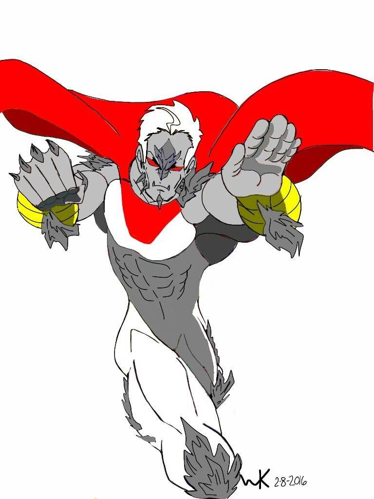 doomsday(dc comics)/supreme(image comics)