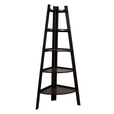 Home Corner Ladder Shelf Ladder Bookshelf Ladder Display
