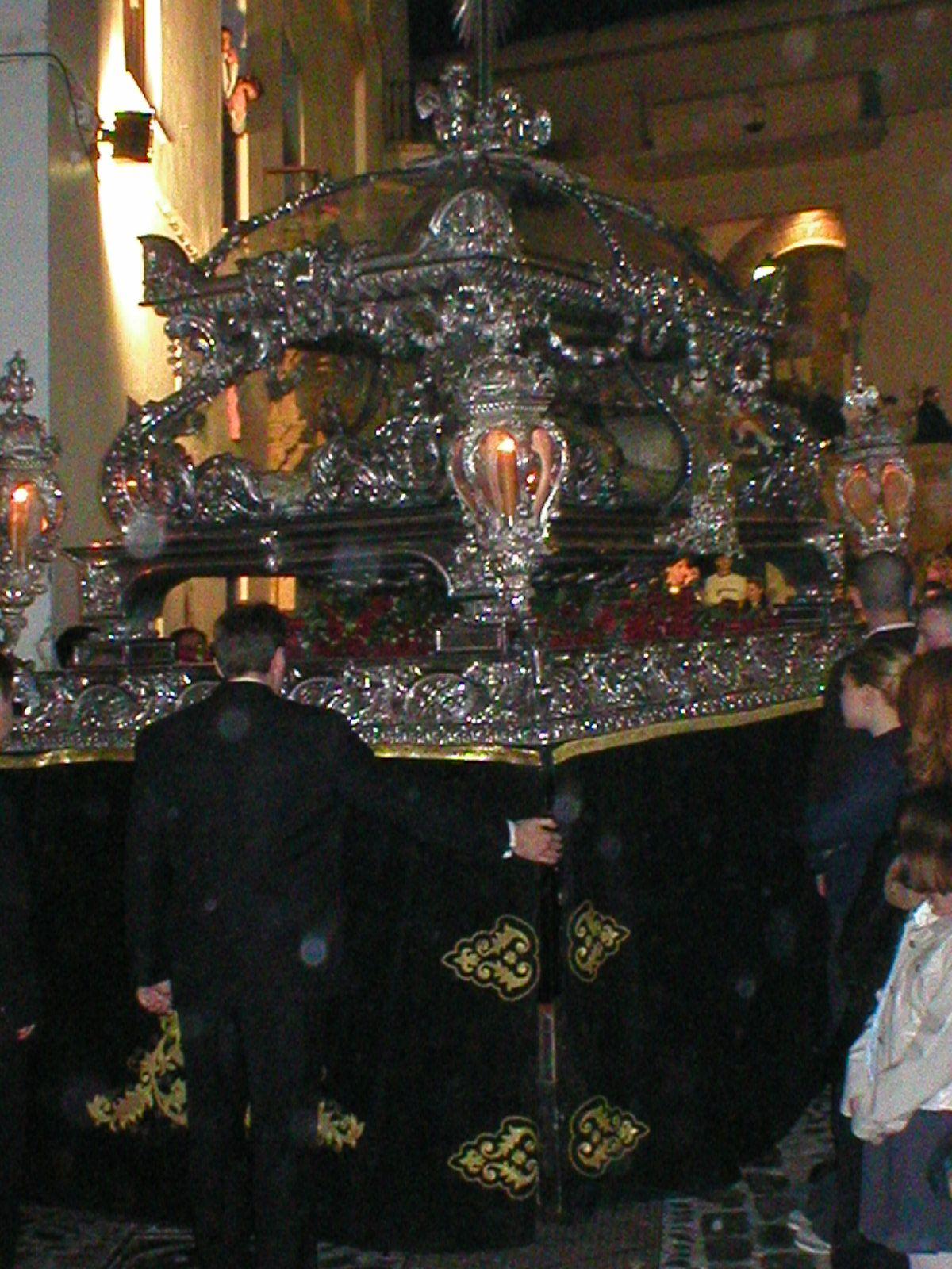 Semana Santa de Cádiz 2003