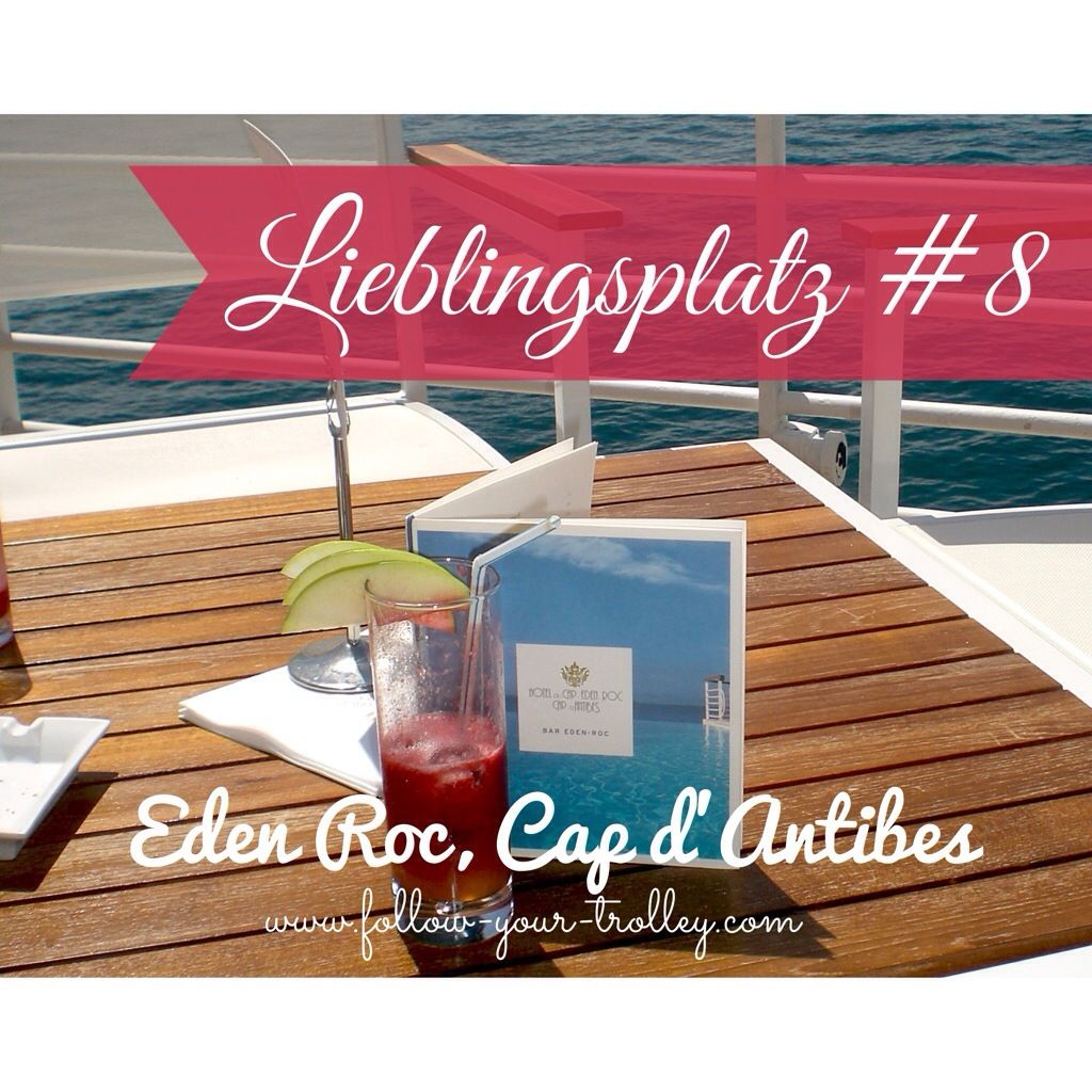 favorite places >>> #edenroc #capdantibes #france #cotedazur  www.follow-your-trolley.com