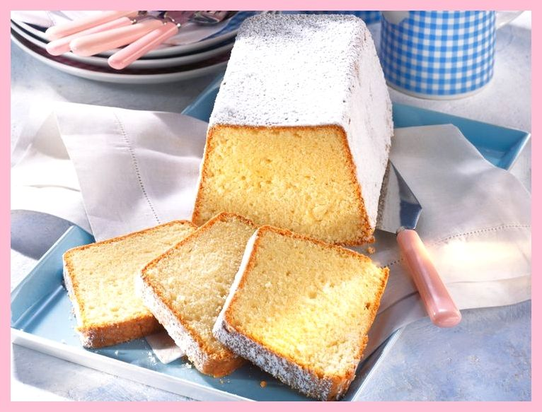 Yoghurt cake - recipe with simple batter,  Yoghurt cake - recipe with simple batter,