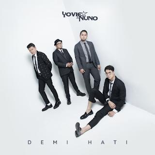 Download Lagu Yovie & Nuno Demi Hati Mp3 Terbaru | Audio in