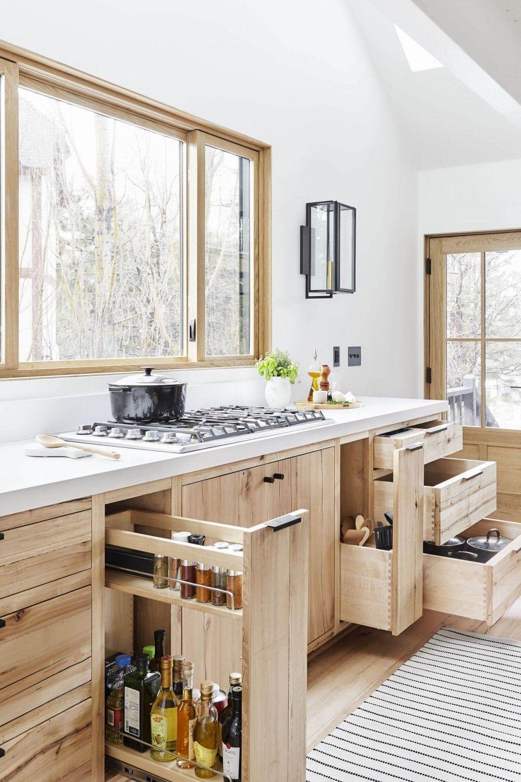 awesome 48 impressive minimalist kitchen design ideas for tiny houses minimalist kitchen on kitchen ideas minimalist id=80857