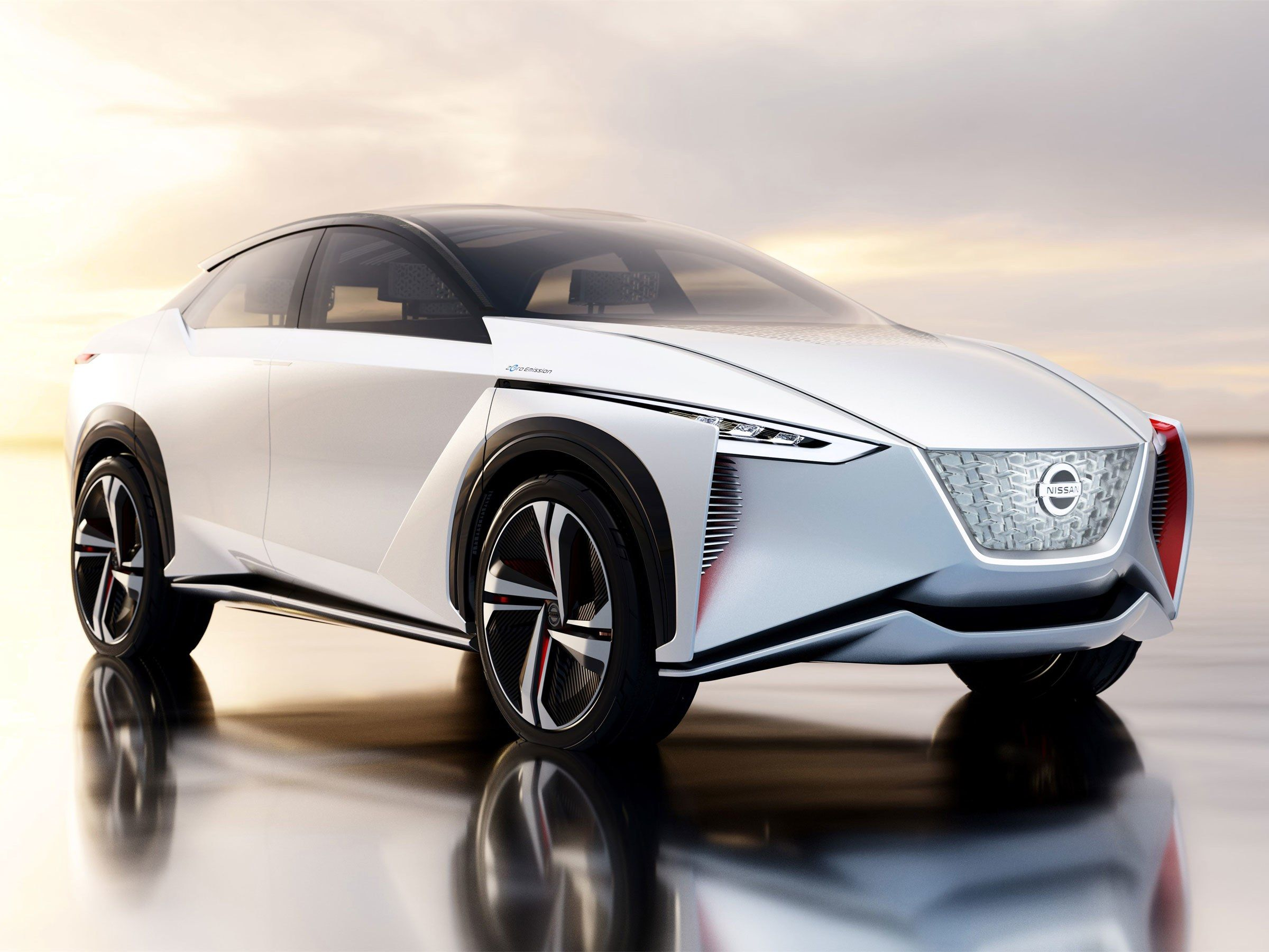 Nissan's New Electric Car Concept Comes With Canto, a