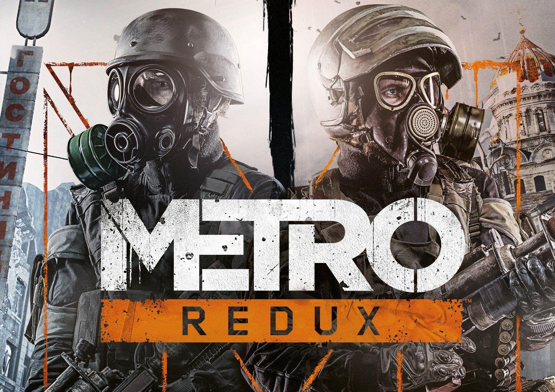 Metro Redux Poster Pc games wallpapers, Metro last light